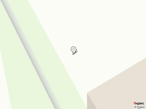 АЗС VV на карте