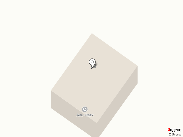 Аль-Фатх на карте