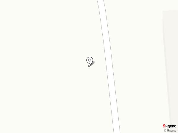 Миловский парк на карте