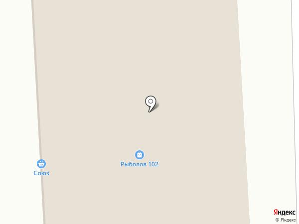 Союз 4 на карте