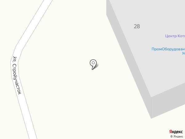 Центр резиновых асбестовых технических изделий на карте