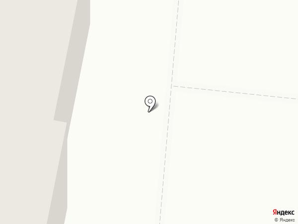 Новобулгаково на карте