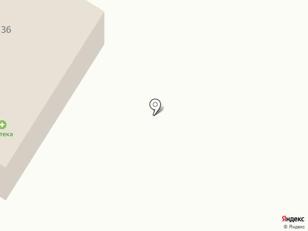 Сюрприз на карте
