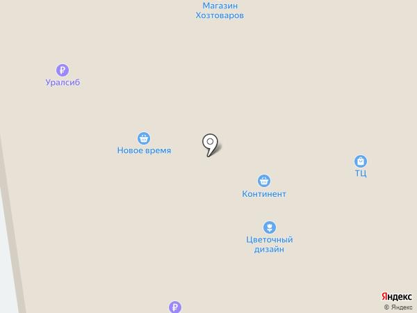 Социнвестбанк на карте