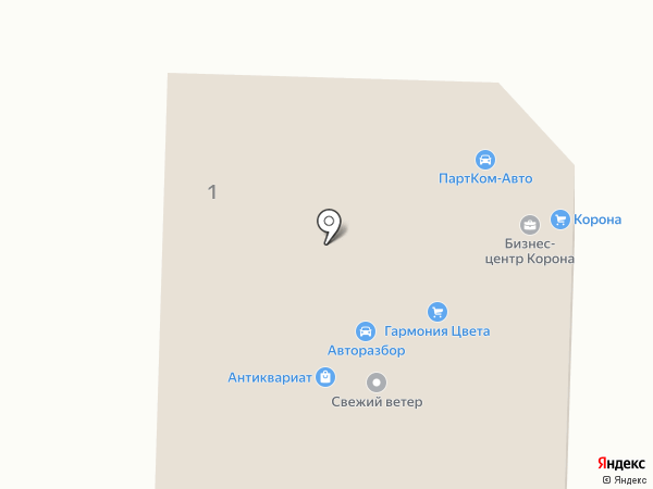 Партком Авто на карте
