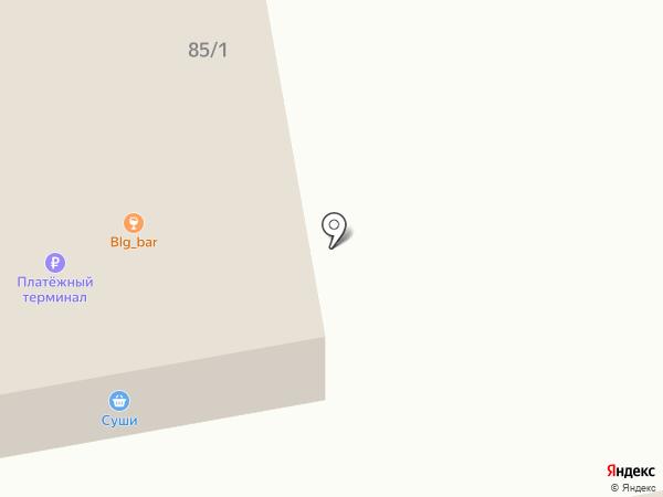 MobiBit на карте