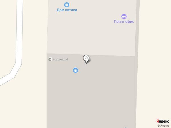Device на карте