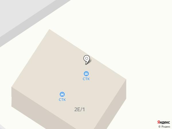 БашАльфаСтрой на карте