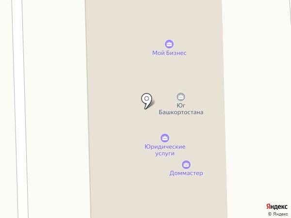 Доммастер на карте