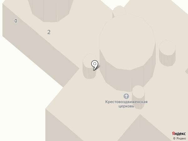 Епархиальная учебная библиотека для студентов-заочников духовных учебных заведений на карте