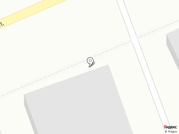 Сервисная фирма на карте