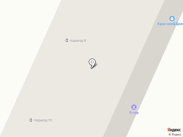 Городской штаб добровольных народных дружин по охране общественного порядка на карте