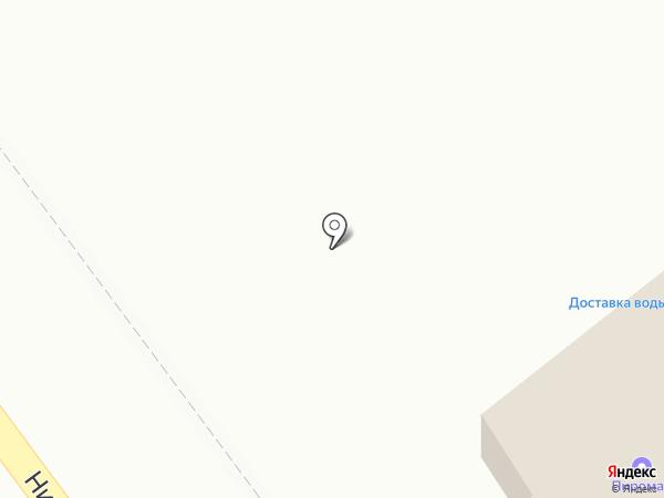 Репей на карте