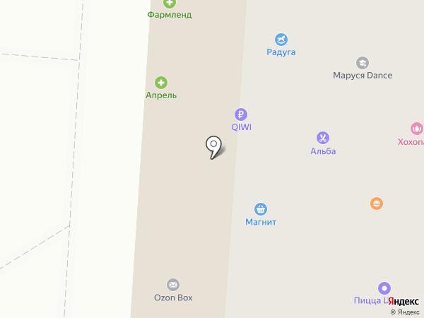 Фармленд на карте
