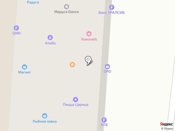 Carstyle на карте