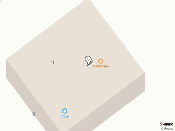 Delta Pay на карте