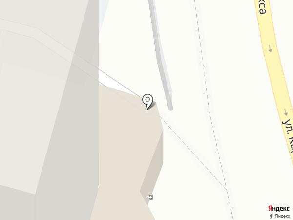 ФотоНур на карте