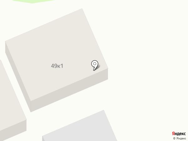 MORE на карте