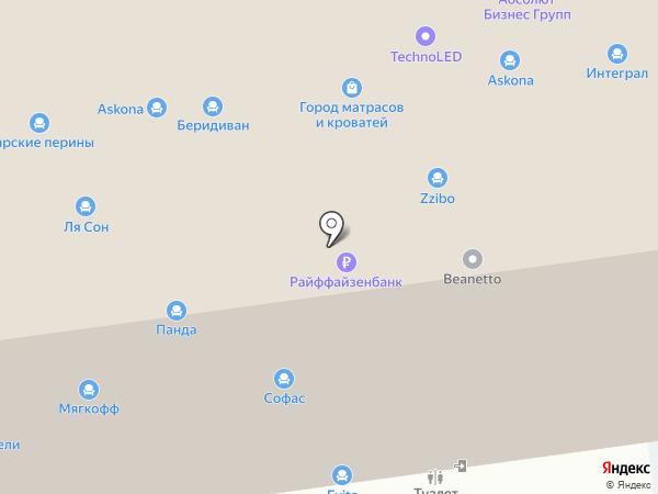 СтолБери на карте