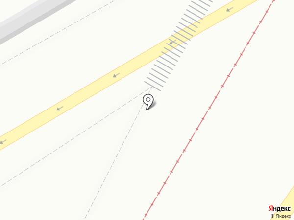 Пункт продажи и пополнения транспортных карт на карте