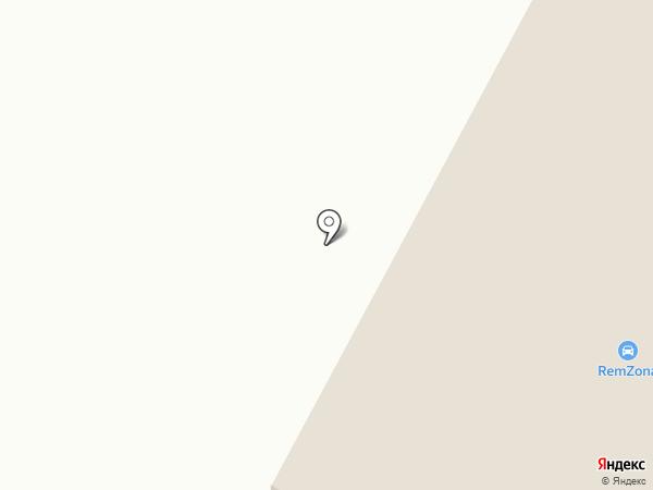 Башкирский Авторемонтный Завод на карте