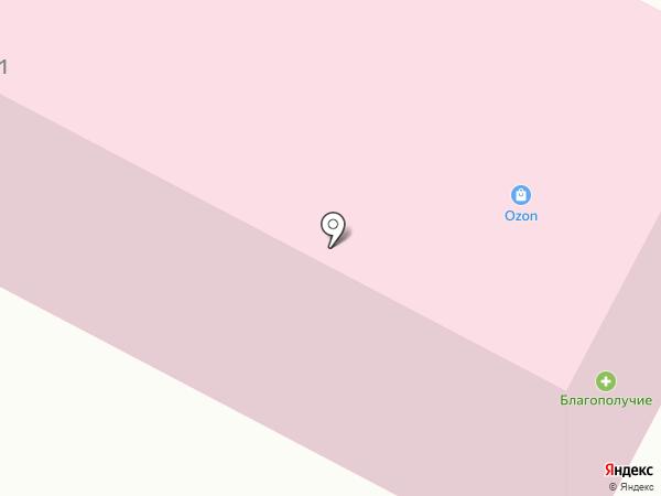 Алексеевский сельский совет на карте
