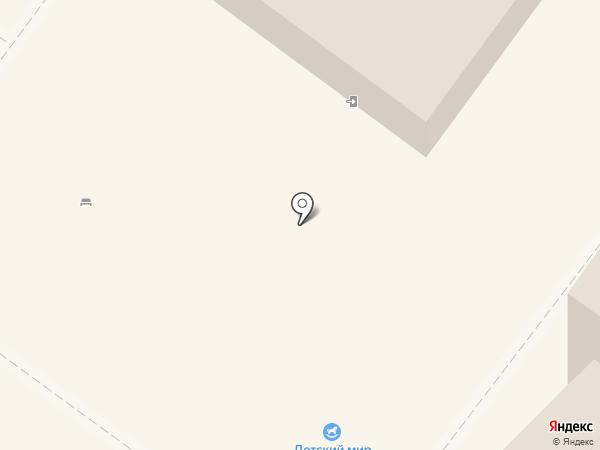 Кедровая лавка на карте