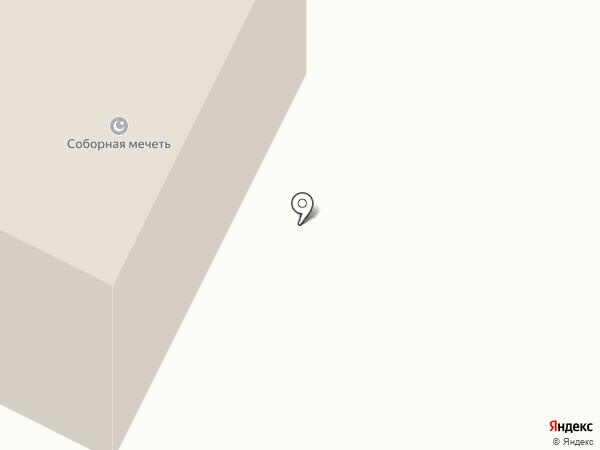 Соборная мечеть д. Алексеевка на карте