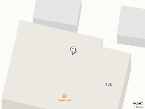 Апартаменты на карте