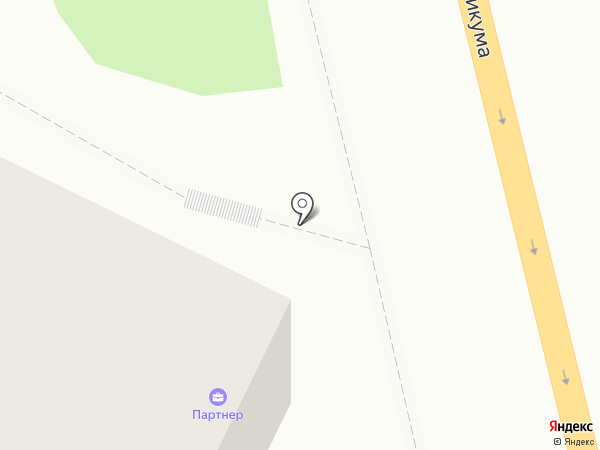 Городская Почтовая Служба на карте