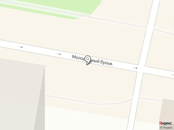 ISERVISE на карте