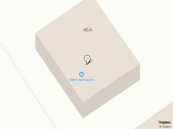 Техно-САН на карте
