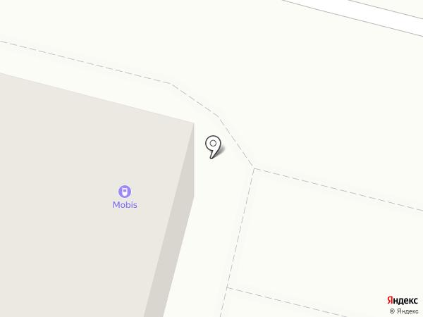 MOBIS на карте