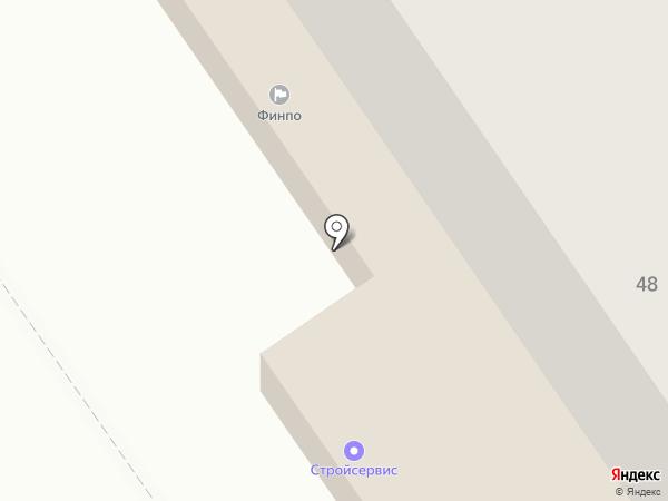Твоя мебель на карте