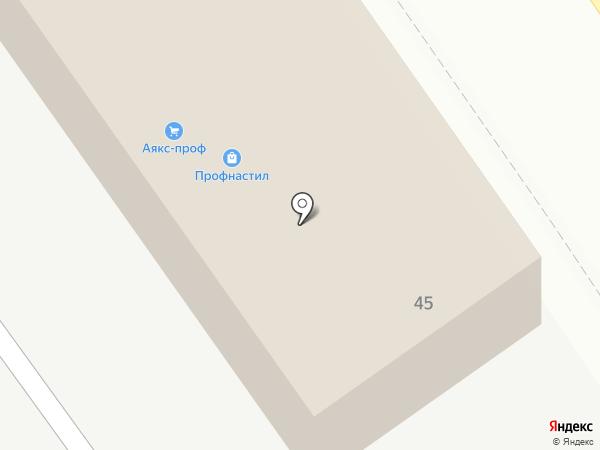 Француз на карте