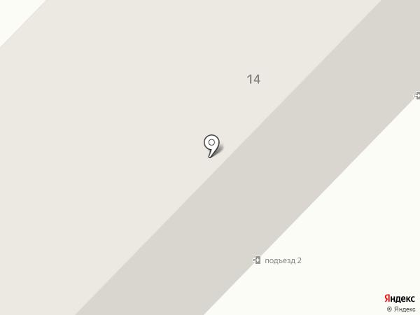Живой источник на карте