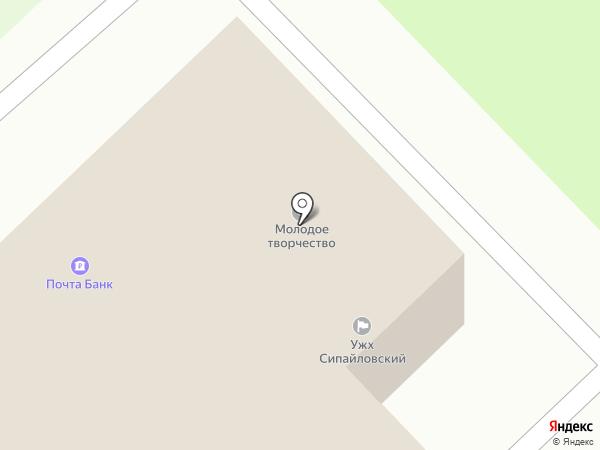 Центр общественной безопасности, МКУ на карте
