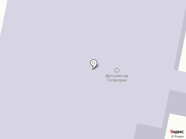 Ванюковский детский сад на карте