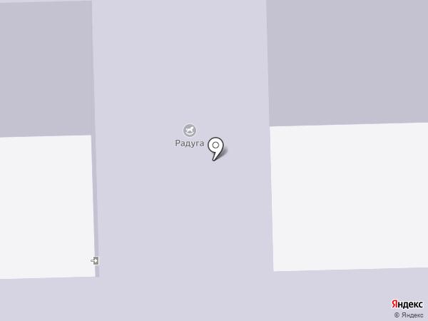 Гамовский детский сад на карте