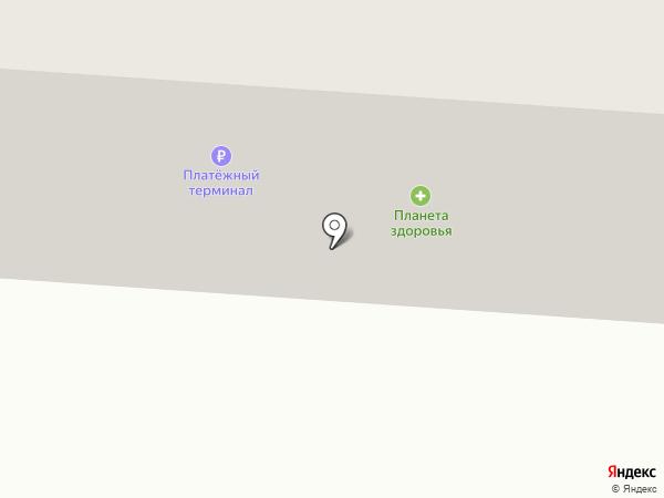 Шарлотка на карте