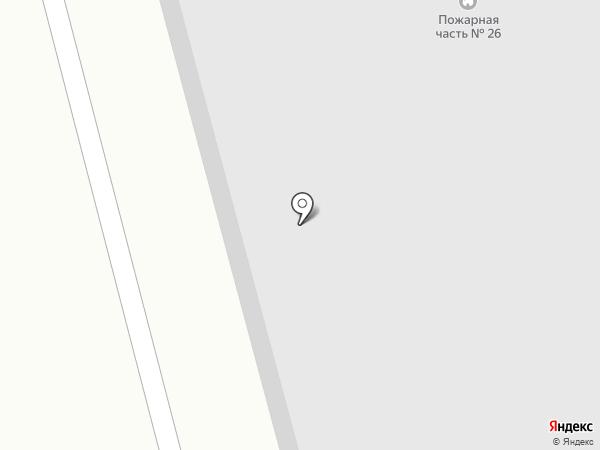 Черниковка на карте