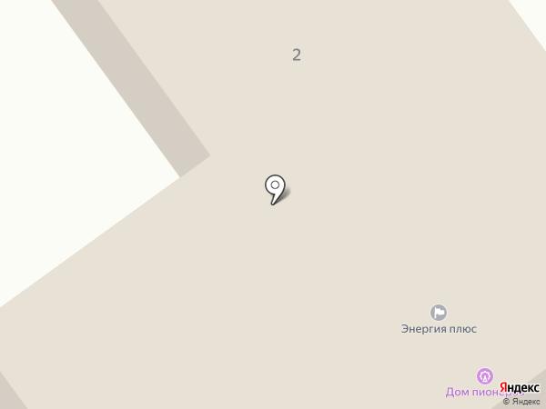 Башэнерго-Сервис на карте