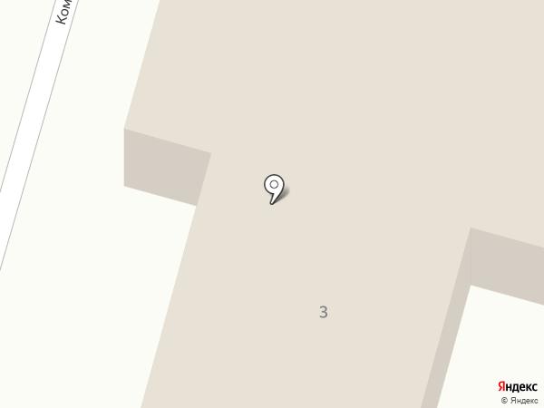 Дом культуры пос. Юг на карте