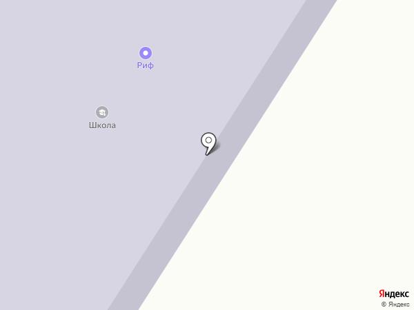 Средняя общеобразовательная школа с. Акбердино на карте