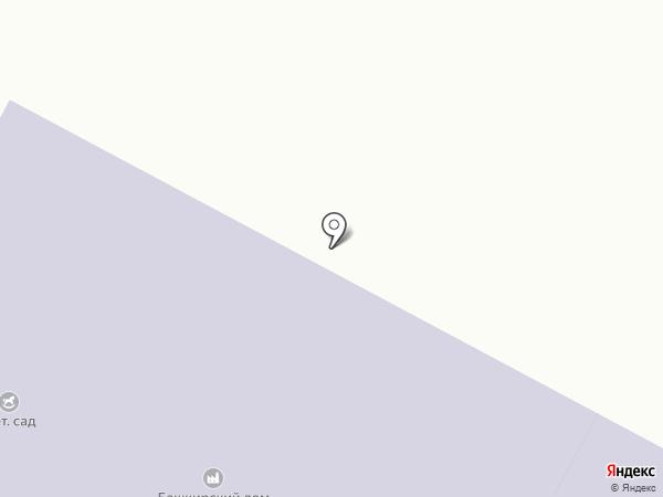 Башкирские Газоны на карте