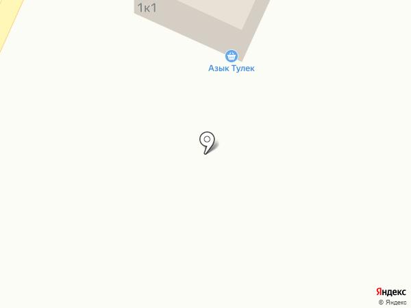 7очка на карте