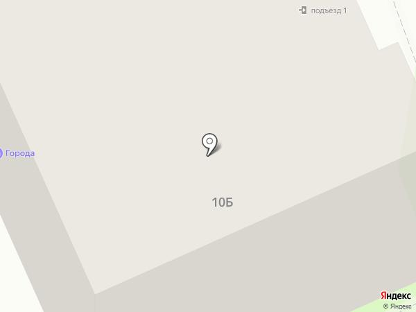 Автоэвакуатор Друг на карте
