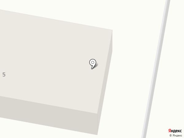 Акбердино Вилледж на карте