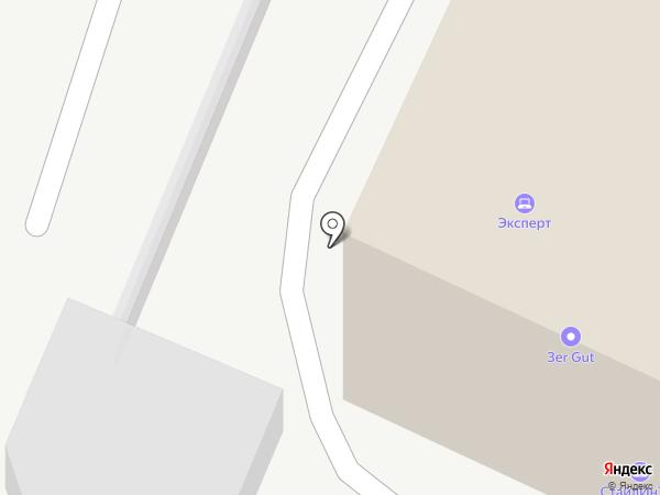 ГородСтрой на карте