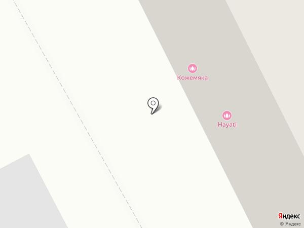 БьютиМед на карте